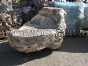 סלע מוחלק